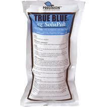 true blue pond dye